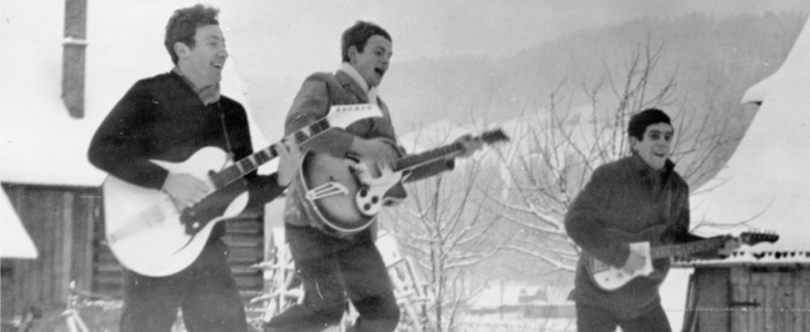 Subversive Conformism? Youth Culture, Jews and Rock'n'roll in 1960s' Poland