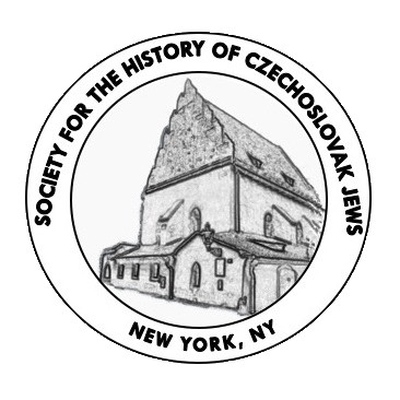 Society for the History of Czechoslovak Jews New York