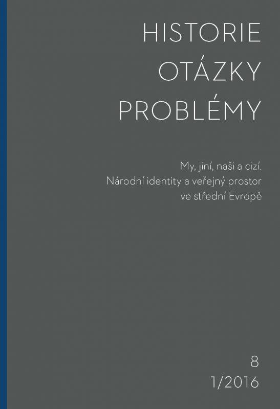 """""""Němečtí Židé"""" v Československu v letech 1945-1948"""
