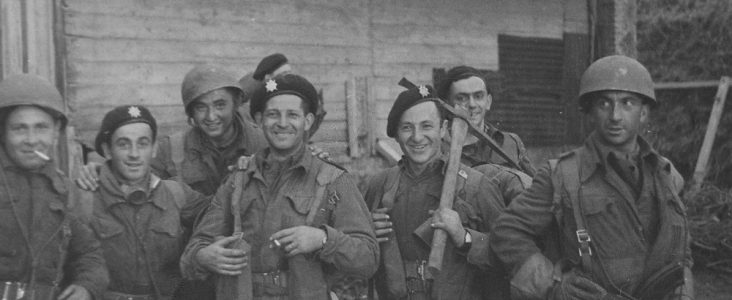 Fighting Together: Jewish Soldiers in the Czechoslovak Army in Exile, 1939–45