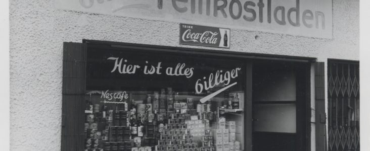 Getting (Re-)Started. Jewish Livelihoods in West Germany after 1945
